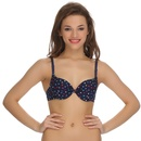 Comfy Push-Up Bra With Colorful Stars