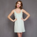 Cotton Minty Green Chemise