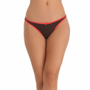 Cotton Panty With Red Highlight