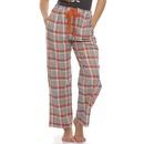 Cotts Wool Pyjamas In Plaid