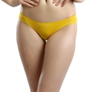 Fashion Thong in Yellow
