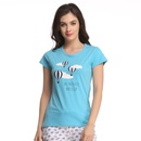 Trendy Graphic T-Shirt In Cotton