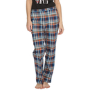 Cotton Full Pyjama With Funky Checks