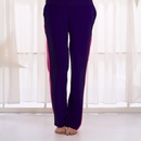 Winter Comfy Velvet Pants In Purple