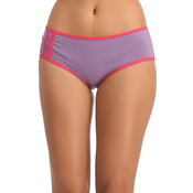 Cotton Hipster With Full Coverage - Purple