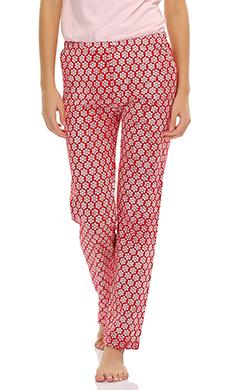Cotton Pyjama With Floral Prints