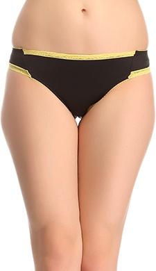 Polyamide Panty In Black