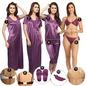 11 Pc Nightwear in Purple