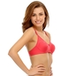 5 pc Bra And Panty Set In Multicolour