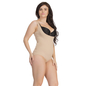 Laser-Cut No-Panty Lines High Control Body Suit