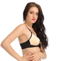 Cotton Rich T shirt Bra With Cross-Over Moulded Cups - Skin