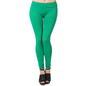 Comfy Cotton Legging In Green