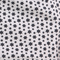 Cotton Full Length Printed Pyjama - White