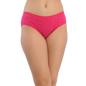 Cotton High Waist Panty - Hot Pink