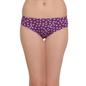 Cotton High Waist Panty - Purple