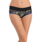 Cotton High Waisted, Tummy Smoothening Hipster - Blue