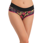 Cotton High Waisted, Tummy Smoothening Hipster - Purple