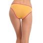 Cotton Low Waist Bikini - Yellow