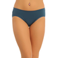 Cotton Mid Waisted Hipster - Blue