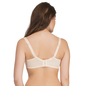 Cotton Padded Wirefree Full Cup Bra - Skin