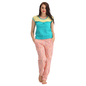 Cotton Top & Full Length Pyjama - Green