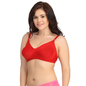 Double Layered Plus Size T-shirt Bra In Cotton