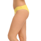 Fashion Panty With Sexy Back In Yellow