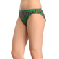 Cotton High Waist Panty - Green
