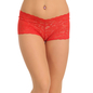 Hipster In Red Lace