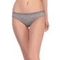 Lacy Panty In Slate