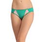Mid Waist Bikini - Green