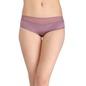 Mid Waist Bikini - Purple