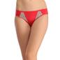 Mid Waist Bikini - Red