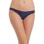 Mid Waist Bikini With Lace Wings - Blue