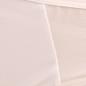 Mid Waist Bikini With Tone On Tone Side Wings - White