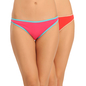 Pack Of 2 Cotton Mid Waist Bikini In Multicolor