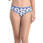 Cotton High Waist Panty - Blue
