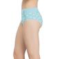 Cotton High Waist Panty - Blue