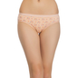 Cotton High Waist Panty - Orange