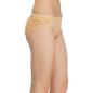 Cotton High Waist Panty - Beige
