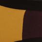 Cotton Mid Waist Colour Block Bikini - Yellow