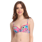 Push Up Bra In Light Pink With Detachable Straps
