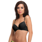 Push Up T-shirt Bra in Black