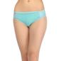 Polyamide Bikini In Aqua