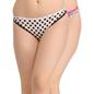 Set Of 2 Cotton & Lace Mid Waist Bikinis