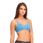 Set Of 3 Cotton Rich T-Shirt Bra With Cross-Over Moulded Cups