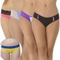 Set Of 5 Panties In Multicolour