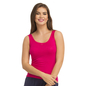 Round Neck Camisole - Hot Pink