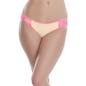 Lacy Bikini In Peach