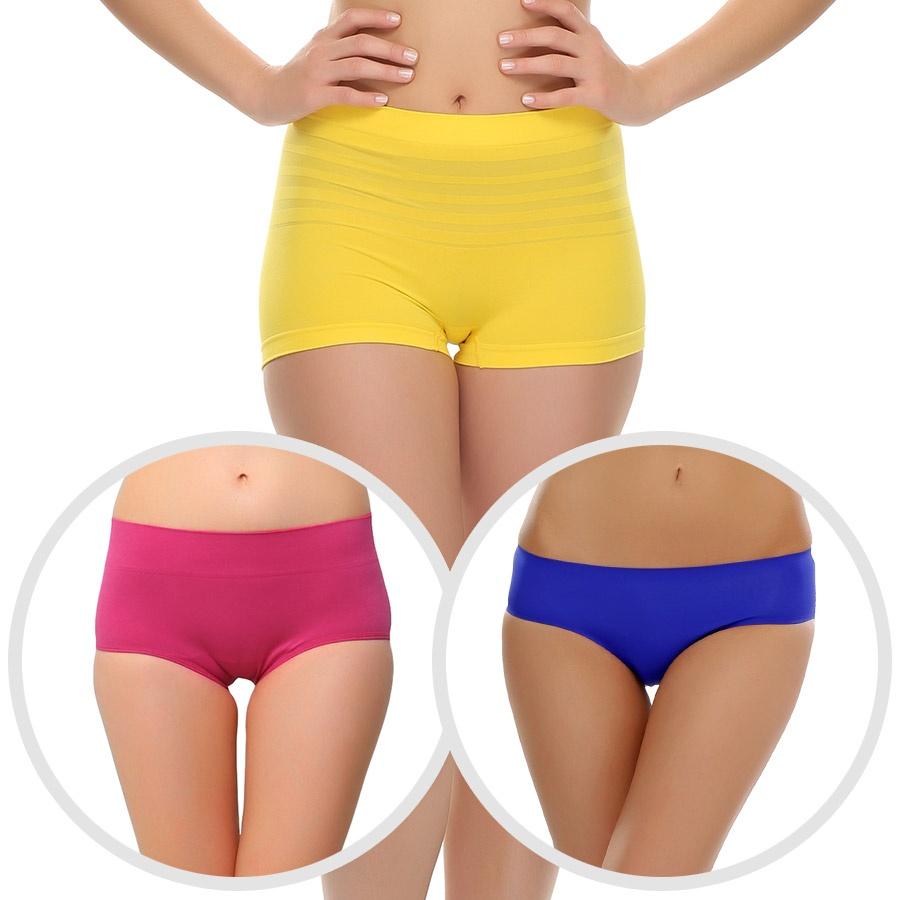 3 Panty Combo